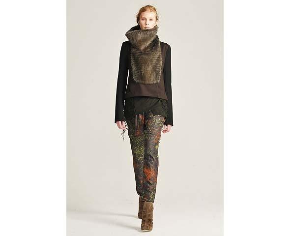 Неделя моды в Нью-Йорке: второй день. Изображение № 124.