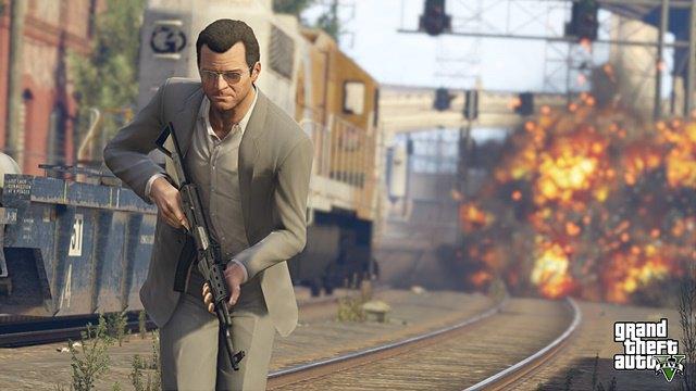 GTA V для PS4 и Xbox One выйдет 18 ноября, для PC — в январе 2015. Изображение № 6.