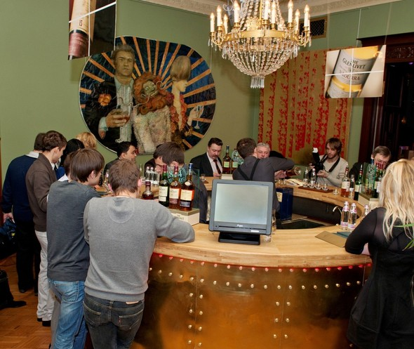 WHISKY LIVE MOSCOW 2011. Изображение № 17.