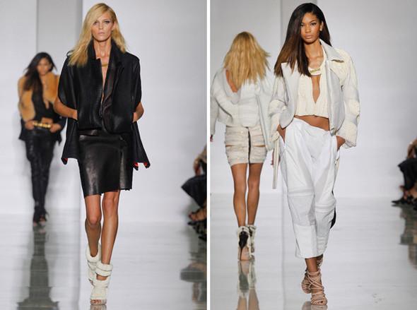 Показы Paris Fashion Week SS 2012: День 5. Изображение № 12.