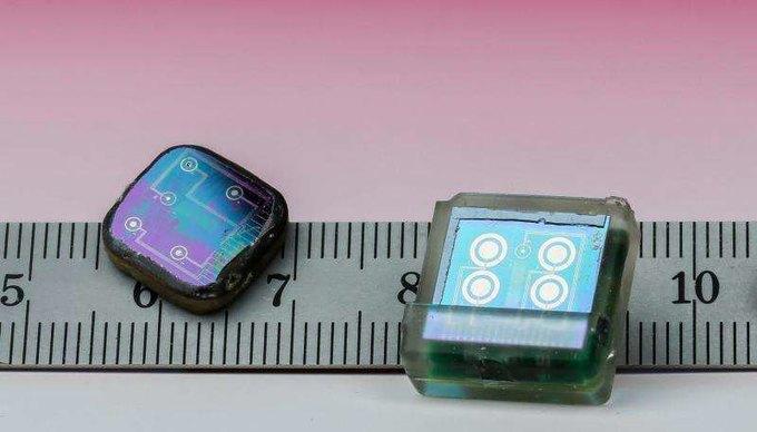 Создан чип для отслеживания состава крови через смартфон. Изображение № 1.