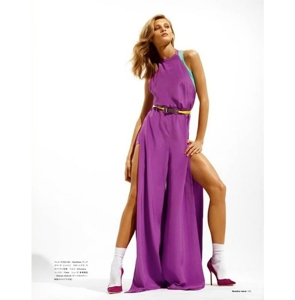 Изображение 10. Новые съемки: Numero, Purple Fashion, Vogue и другие.. Изображение № 10.