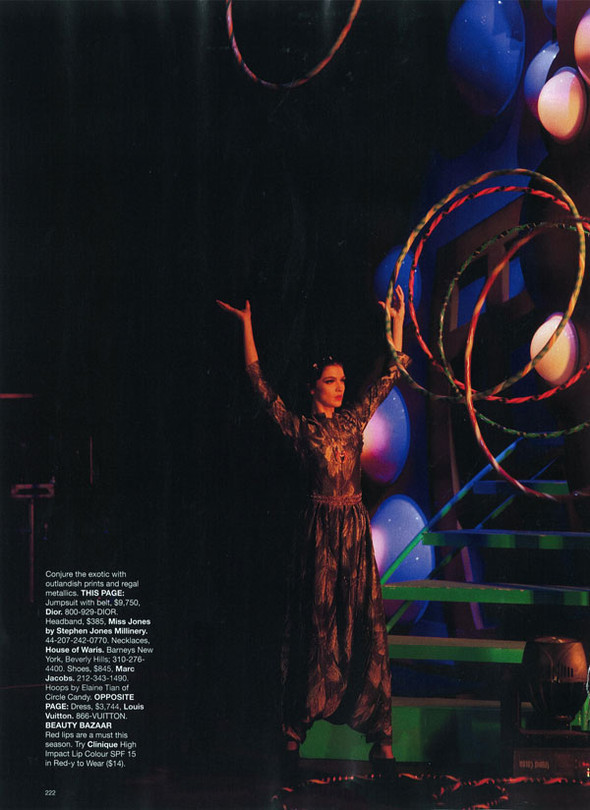 Fashion Fantasy byPeter Lindbergh. Изображение № 10.