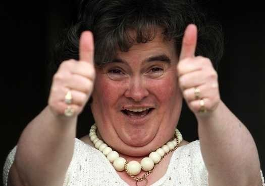 Susan Boyle: Подлинная история Гадкого Утенка. Изображение № 4.