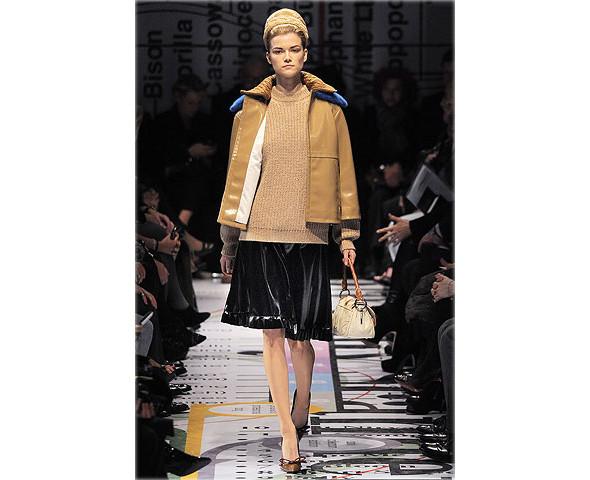 Показ Prada на Неделе моды в Милане. Изображение № 14.