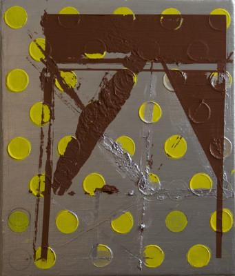 Точка, точка, запятая: 10 современных абстракционистов. Изображение № 41.