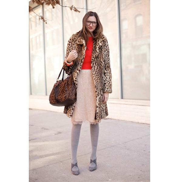 Изображение 87. На полях: 10 тенденций уличного стиля с прошедших недель моды.. Изображение № 87.