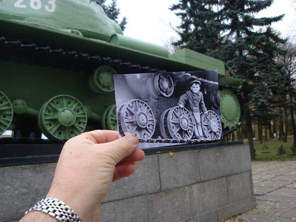 Фотография в фотографии. Изображение № 38.