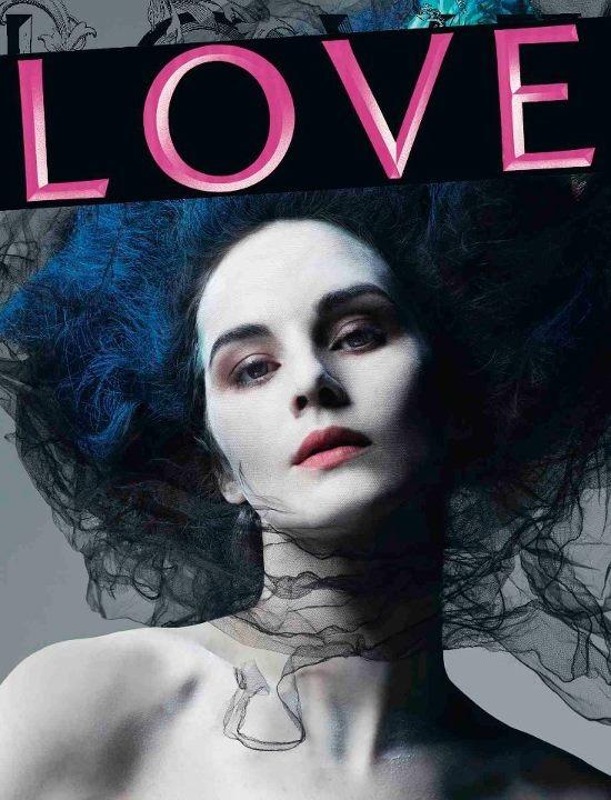 Обложки: Document, Love, Vogue и другие. Изображение № 7.