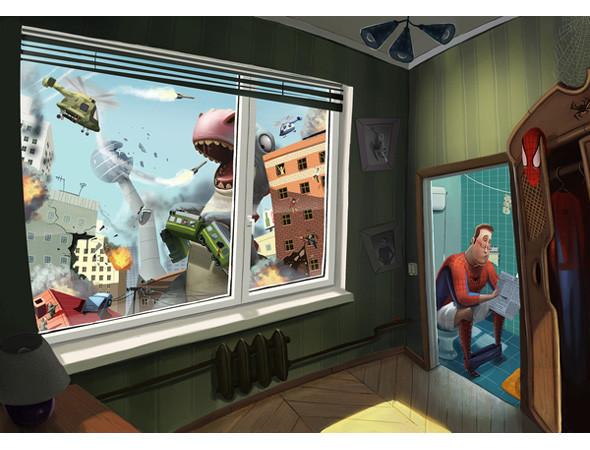 Создать папку: 5 успешных российских иллюстраторов рассказывают о портфолио. Изображение №46.