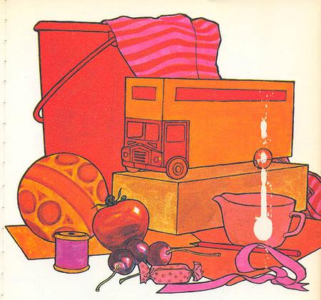 1970s – Ещеодна шизофреничная книга одетских играх. Изображение № 4.
