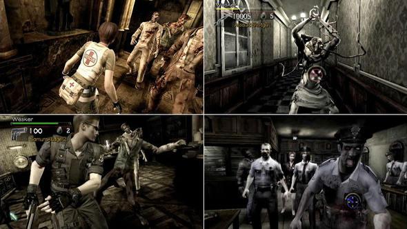 История Resident Evil. Изображение № 18.