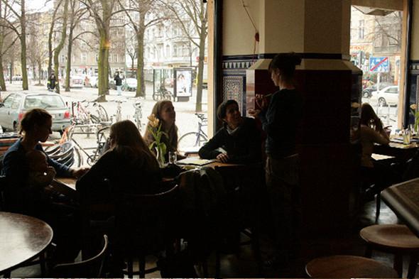 Изображение 3. Берлинские кафе.. Изображение № 7.