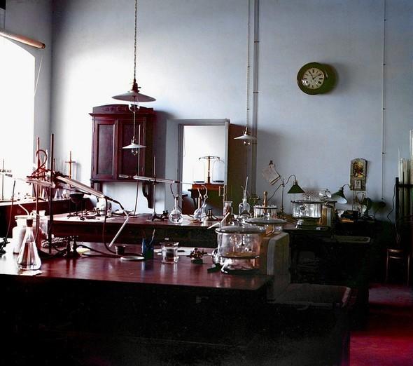 Цветные фотографии России в период с 1904-1916. Изображение № 18.