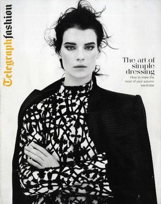 Новые обложки 032c, CR Fashion Book, Industrie, GQ, Muse и других журналов. Изображение № 11.