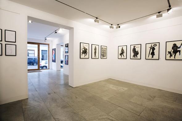 Parra вPool Gallery (Берлин). Изображение № 34.