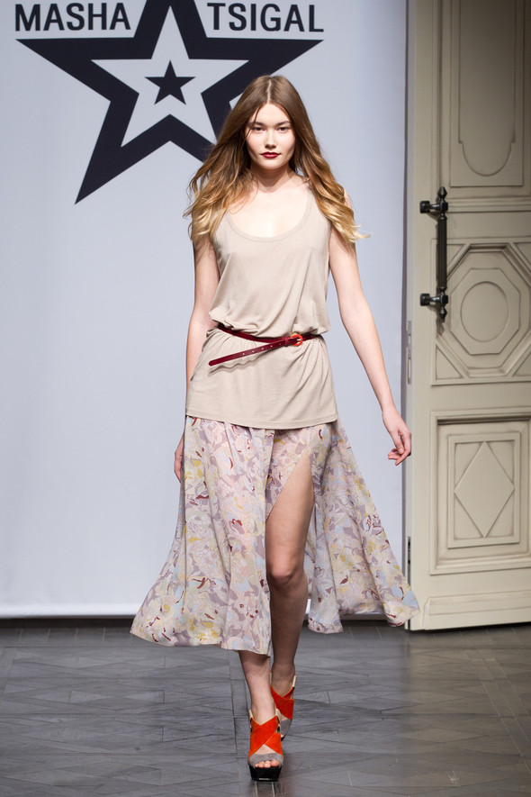 Masha Tsigal spring/summer 2012. Изображение № 6.