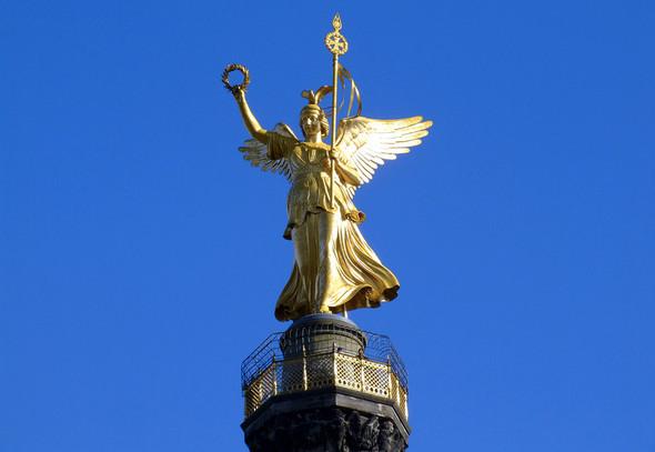 Померялись длиной: самые высокие статуи в мире. Изображение № 4.