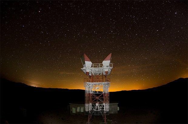 Заброшенные телефонные башни вгорах ипустынях . Изображение № 5.