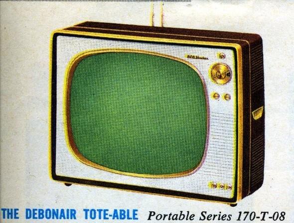 Телевизоры 1960х годов. Изображение № 7.