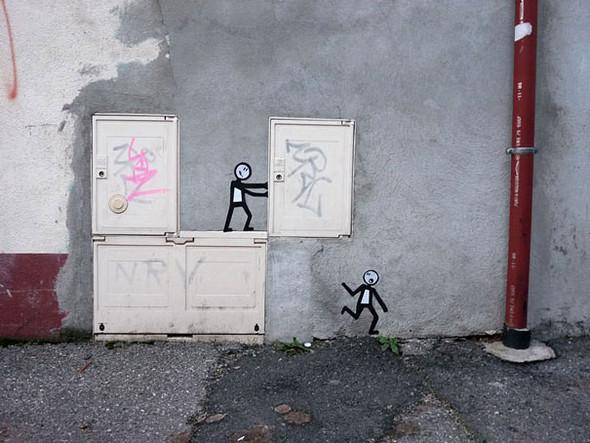 Большая коллекция уличного искусства. Изображение № 12.