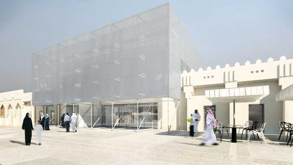 Новые музеи современного искусства: Рим, Катар и Тель-Авив. Изображение №15.