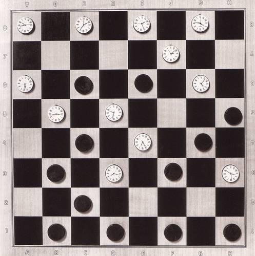 Черно-белые сюрреалистические фотографии Chema Madoz. Изображение № 41.