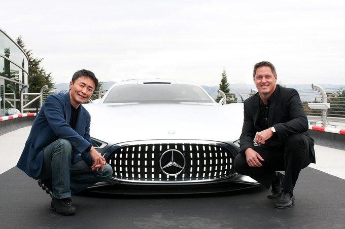 Mercedes-Benz разработала концепт спорткара для новой части Gran Turismo. Изображение № 21.