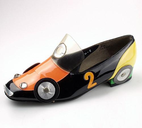 Креативная обувь. Изображение № 15.