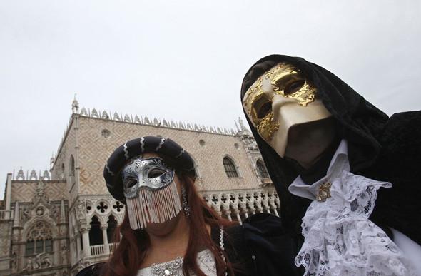 Венецианский карнавал масок. Изображение № 20.