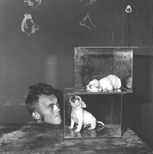 ROGER BALLEN: американский фотограф-мистик, живущий в Южной Африке. Изображение № 16.