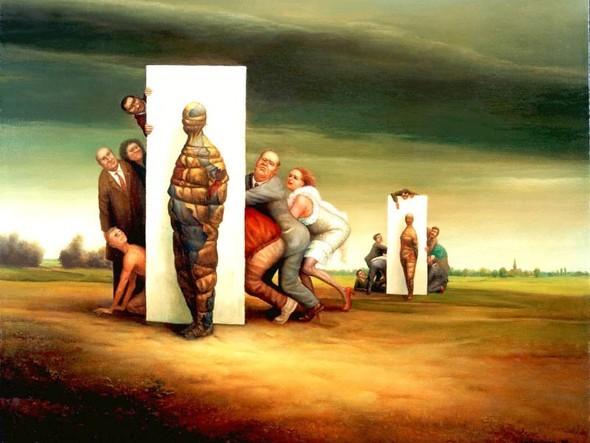 Jarosaw Miklasiewicz «Абсурдность жизни». Изображение № 3.