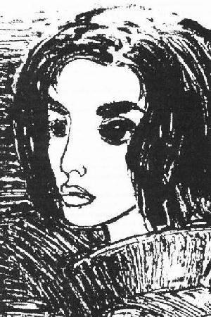 Надя Рушева. Маленькая принцесса. Изображение № 13.
