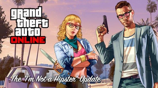 Для GTA V Online появилось «хипстерское» дополнение. Изображение № 1.