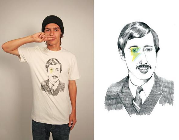 Дизайнерские футболки отT-store. Изображение № 11.