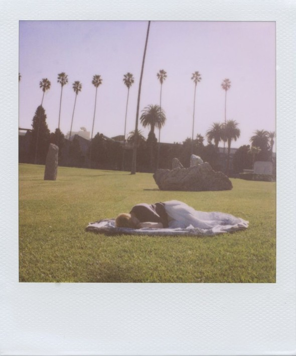 Лукбук: Мишель Уильямс для Boy by Band of Outsiders SS 2012. Изображение № 33.