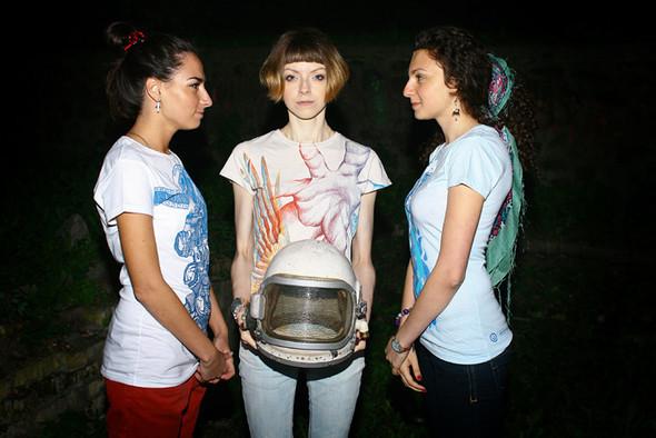 SHUTTLE – Интернет-магазин космических футболок. Изображение № 19.
