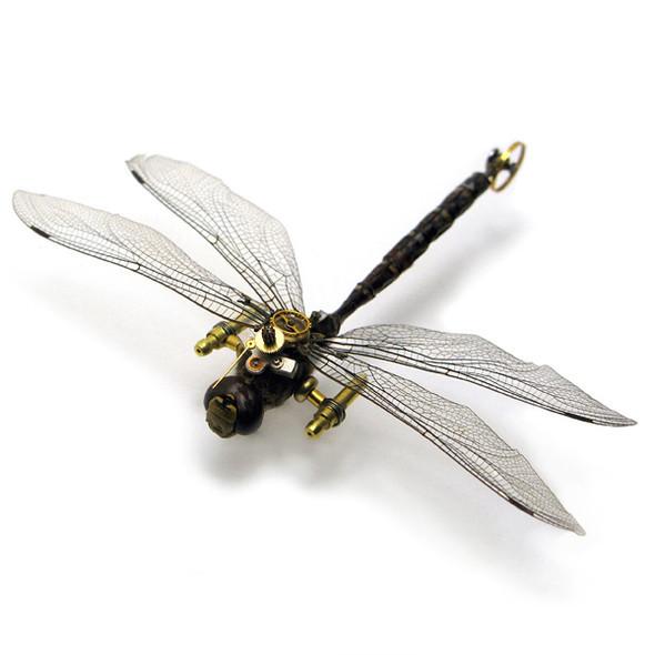 Стимпанк насекомые от Mike Libby. Изображение № 9.