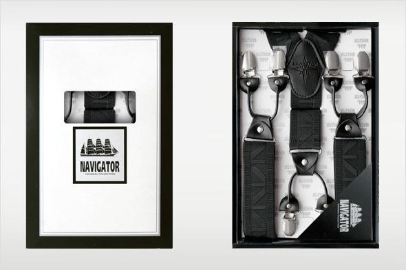 Коллекция подтяжек «Навигатор» от Sevaro Elit . Изображение № 29.