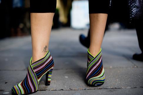 Изображение 44. Обувь: тренды лета 2011.. Изображение № 11.