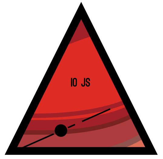 На GitHub придумывают логотип фреймворка Io.js. Изображение № 19.