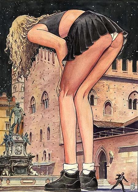 MILO MANARA. Изображение № 16.