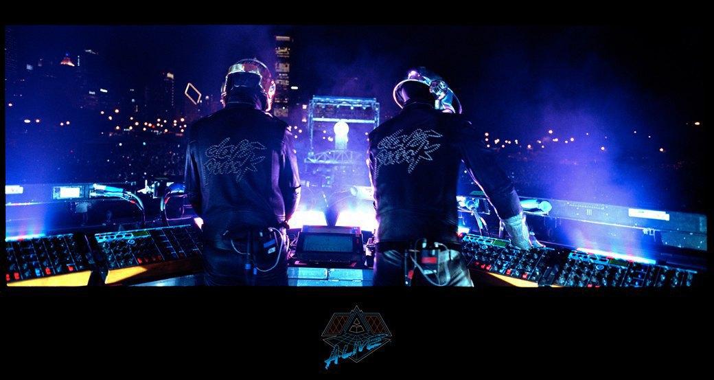 Что стало  с группой Daft Punk. Изображение № 5.