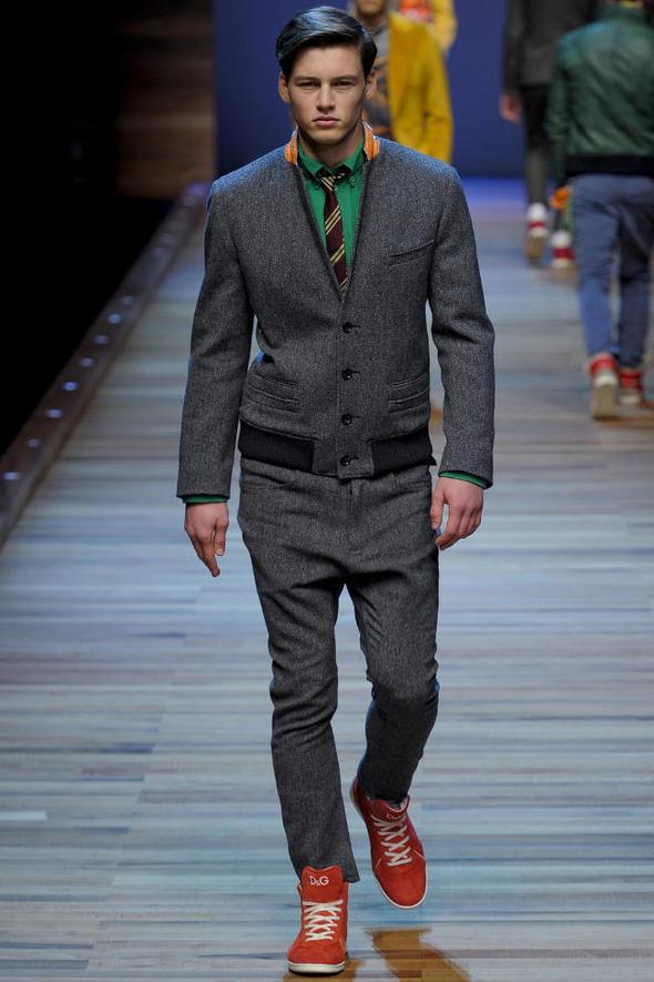 Изображение 159. Milan Fashion Week. Часть 1.. Изображение № 20.