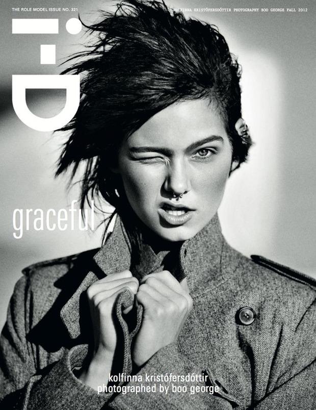Новые обложки i-D, Dazed & Confused, Another и других журналов. Изображение № 7.