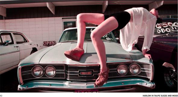 Лукбуки: Celine, Jeffrey Campbell и Nutsa Modebadze. Изображение № 42.