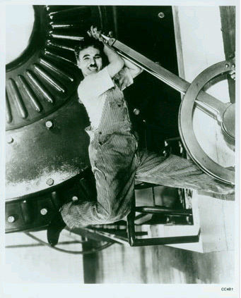 Чарли Чаплин. Изображение № 5.