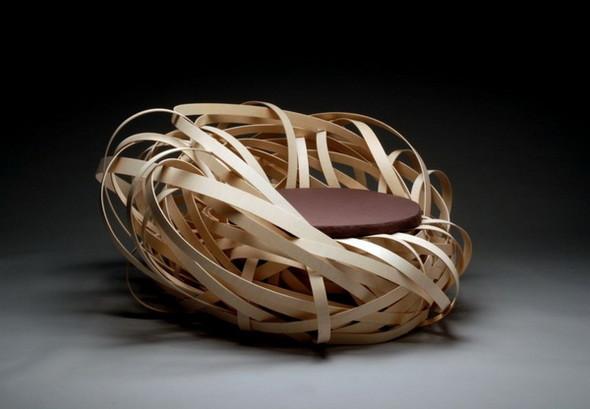 Кресло Nest. Изображение № 3.