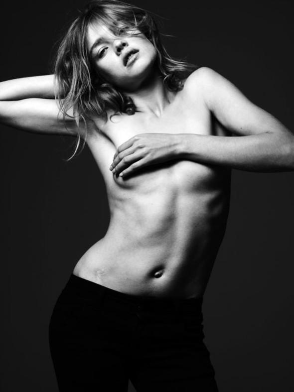 Natalia Vodianova byHedi Slimane. Изображение № 8.