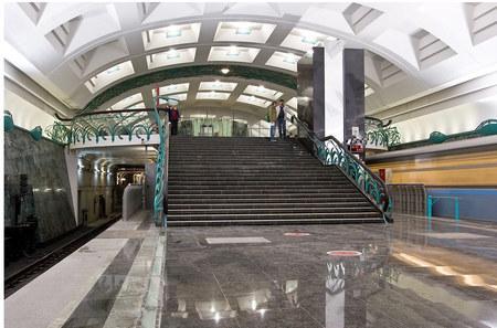 . Следующая станция «Славянский бульвар». Изображение № 9.